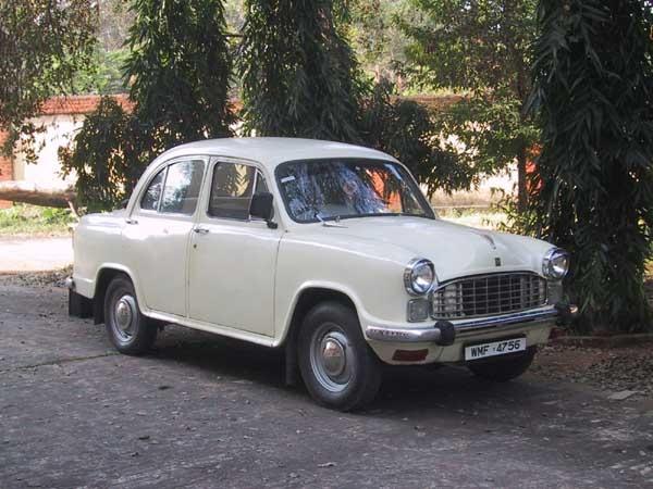 Hindustan Ambassador уходит с конвейера