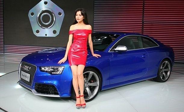Новую Audi RS5 стоит ждать в следующем году