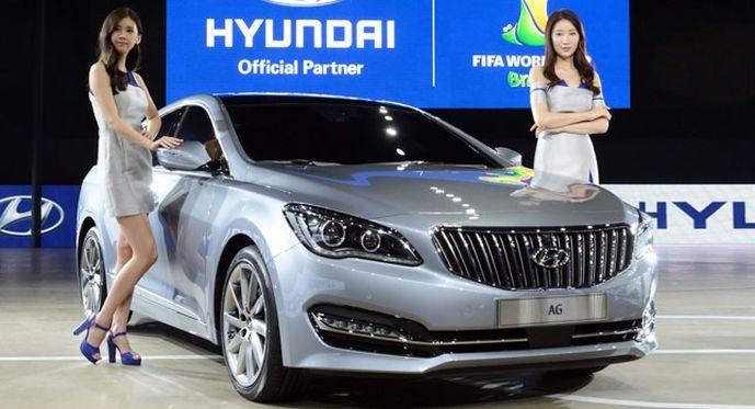 Представляет Hyundai AG