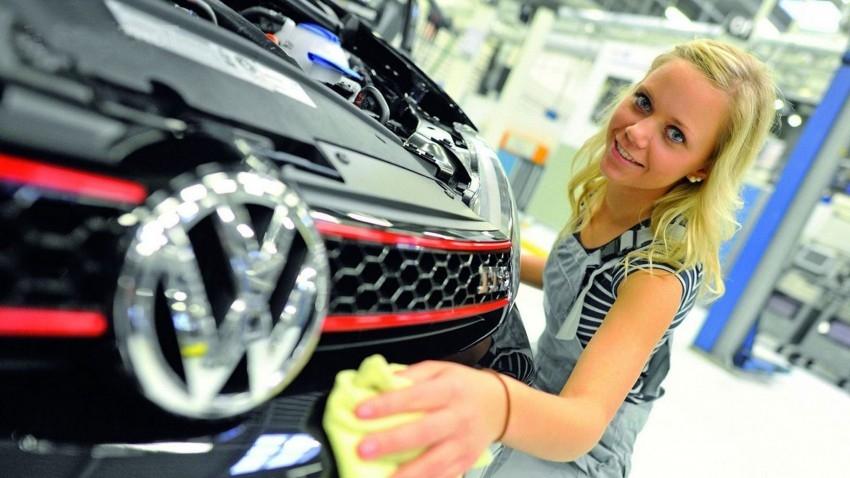 Volkswagen Golf в России получил новый двигатель