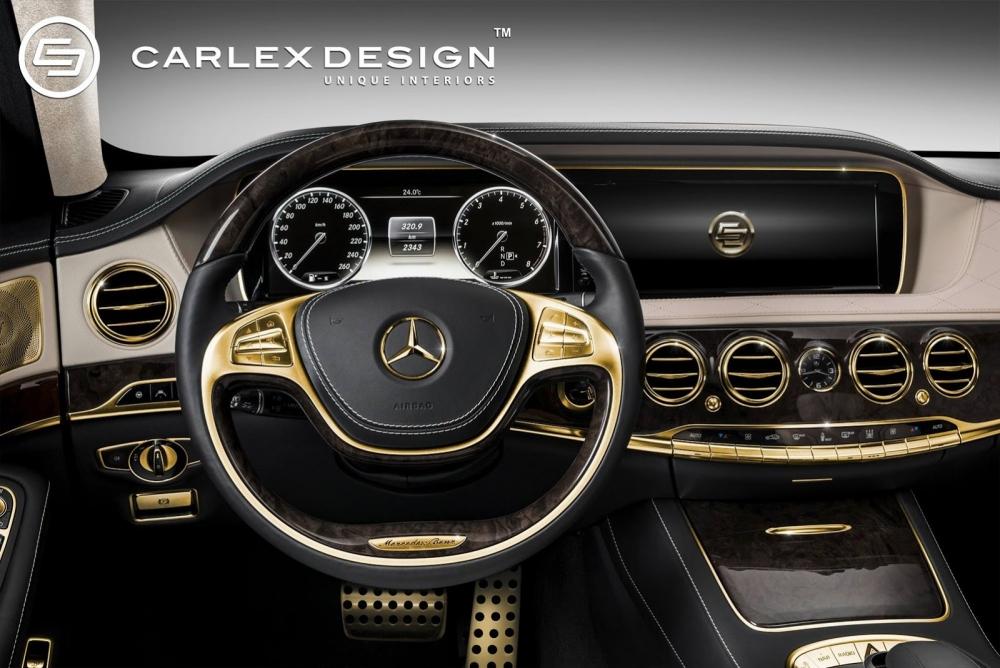 Польские тюнеры предложили для Mercedes S-класс