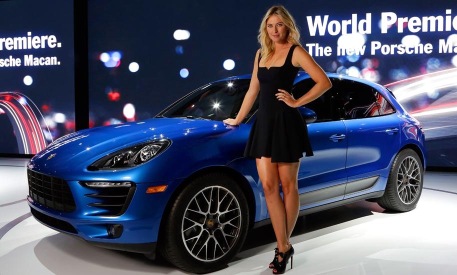 Porsche Macan попал под отзыв