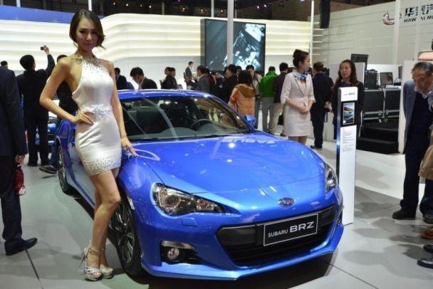 К выходу готовится Subaru BRZ Series Blue