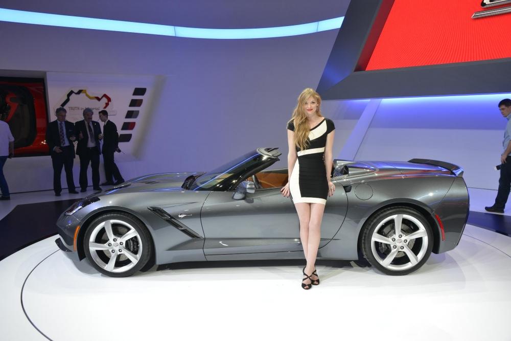 Chevrolet Corvette может стать гибридным