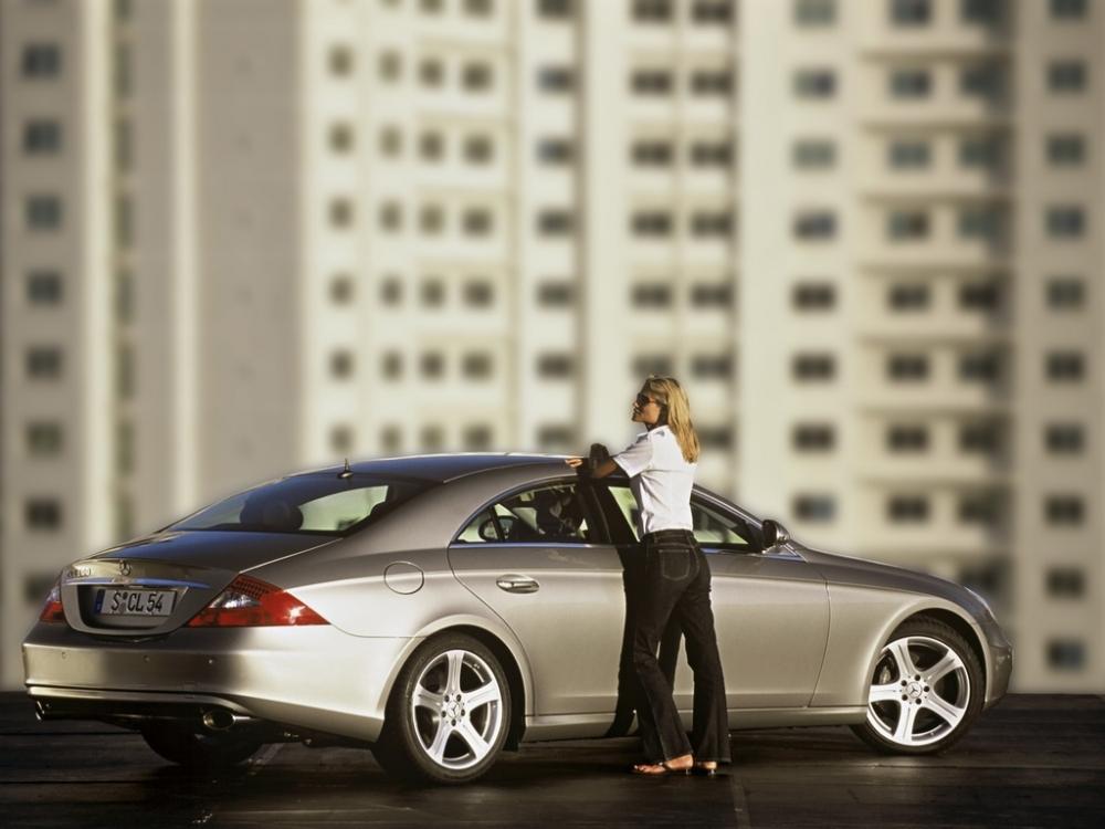 Рестайлинговый Mercedes CLS представят в конце месяца
