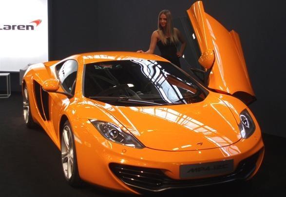 McLaren готовит новый суперкар
