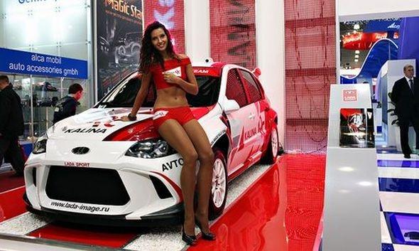 Объявлены цены на Lada Kalina Sport
