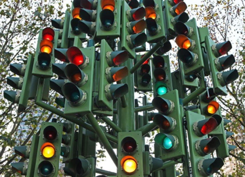Светофоры станут умными
