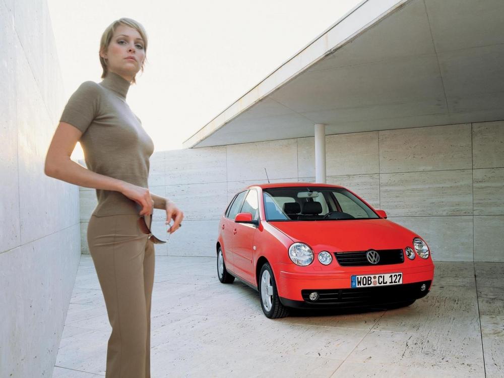 Новая комплектация для Volkswagen Polo