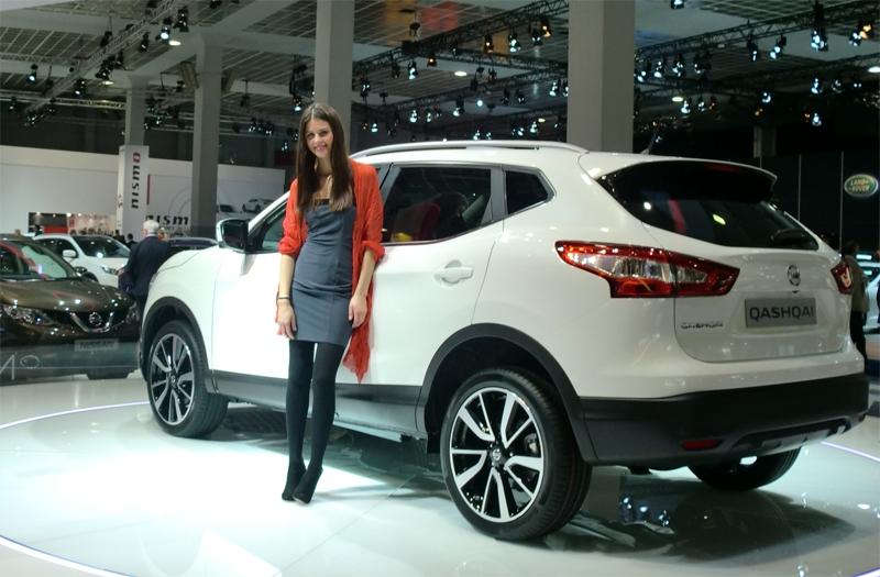 Российская сборка Nissan Qashqai начнется не скоро