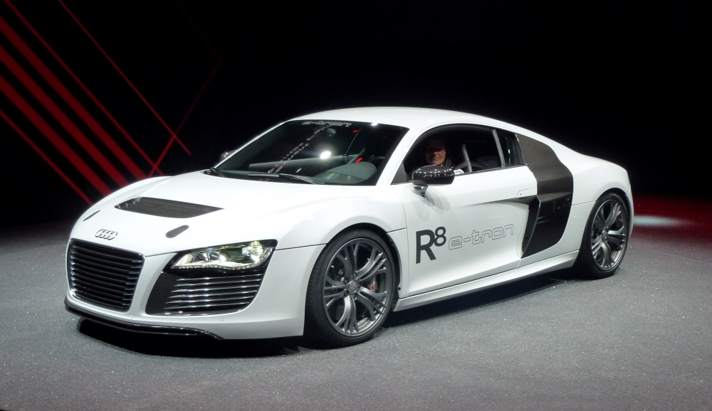 Audi сделает упор на электромобили