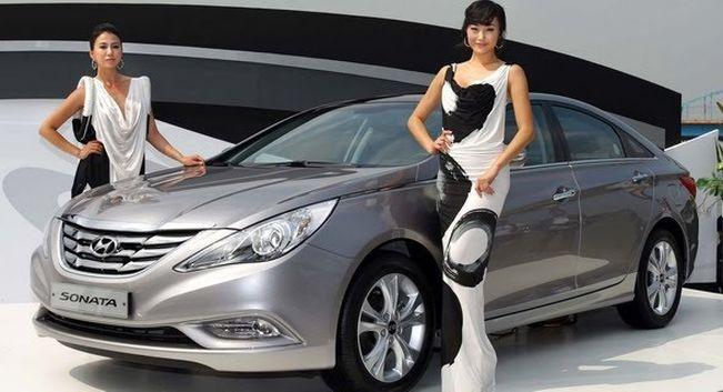 Hyundai Sonata получила версию Eco