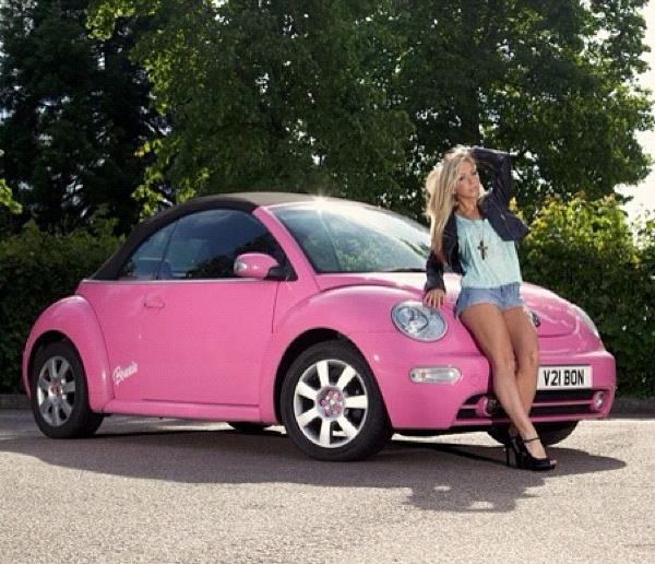 Volkswagen Beetle получил раллийную версию