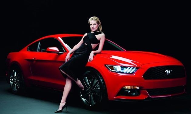 Ford Mustang обзаведется новой подушкой безопасности