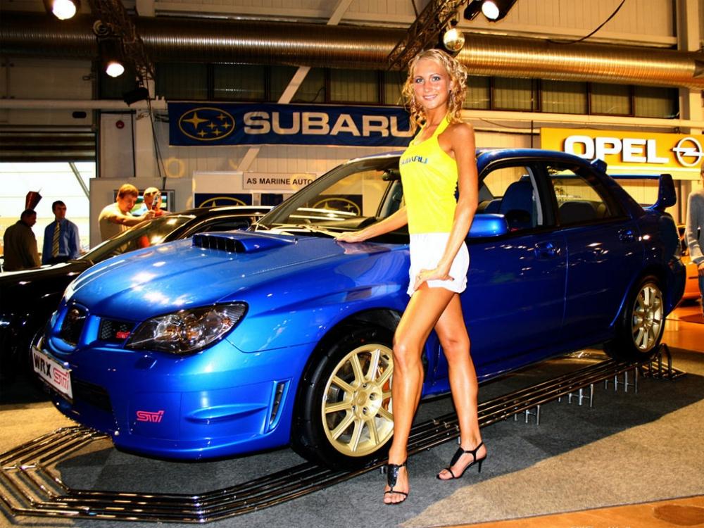 Грандиозная распродажа Subaru Impreza: скидки до 230 тыс. рублей