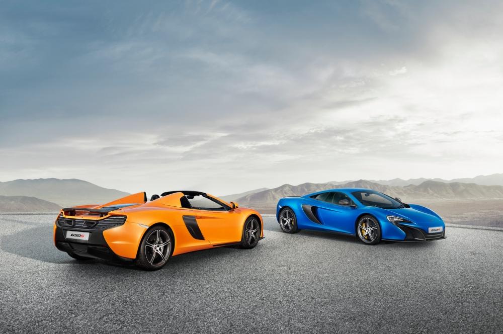 McLaren 650S получит эксклюзивную версию