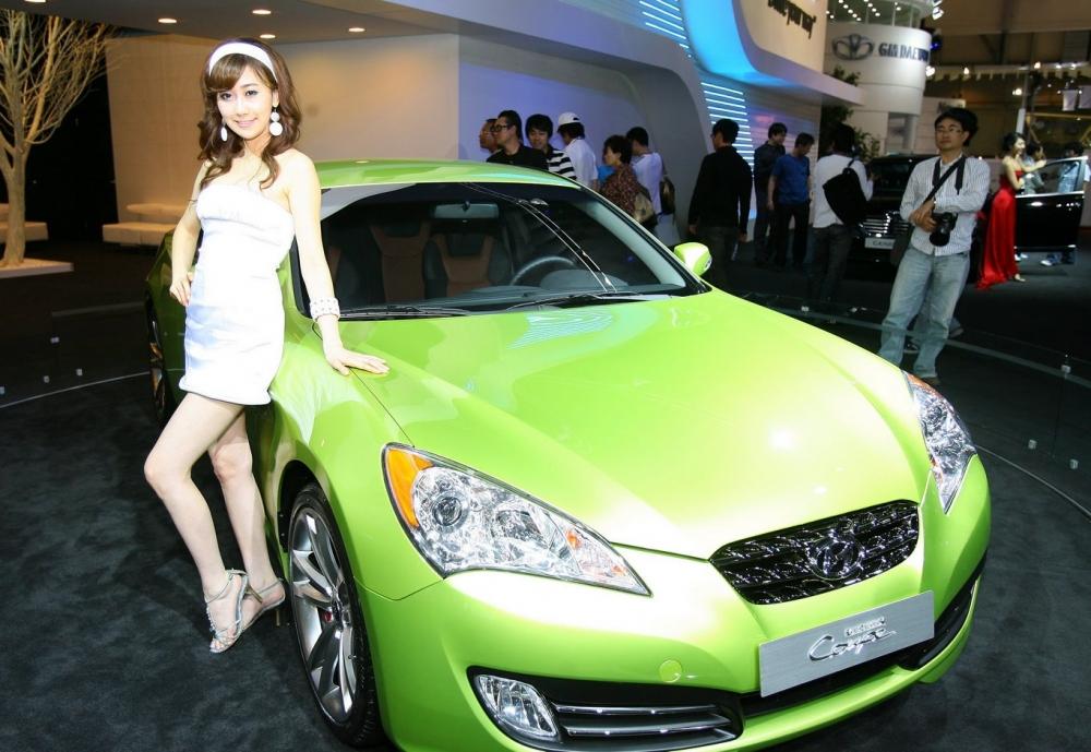 Купе Hyundai Genesis покидает Россию