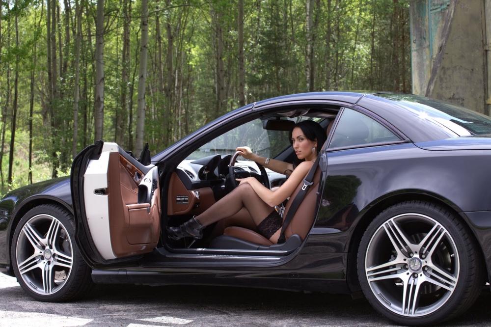 Mercedes расширил модельный ряд в России