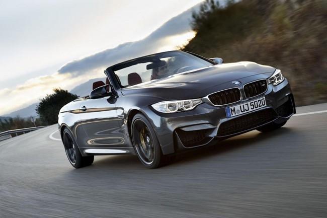 Кабриолет BMW M4 обрел российские цены