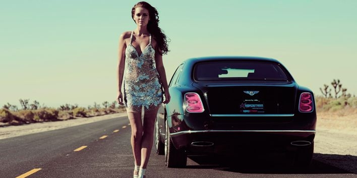 Bentley Mulsanne получит новый двигатель (550 лошадиных сил)