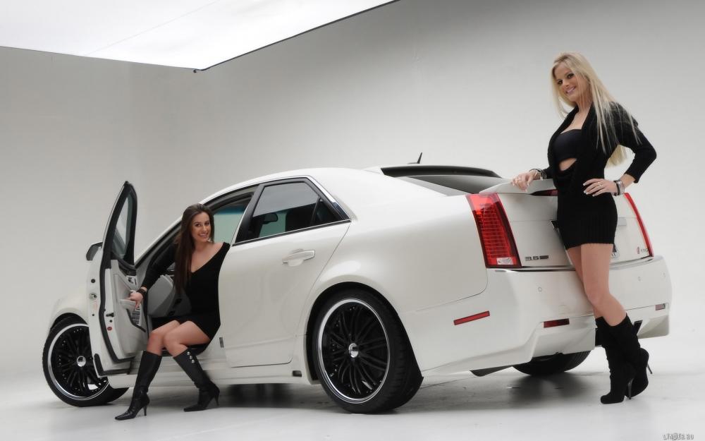 Cadillac готовит обновленный седан Cadillac CTS