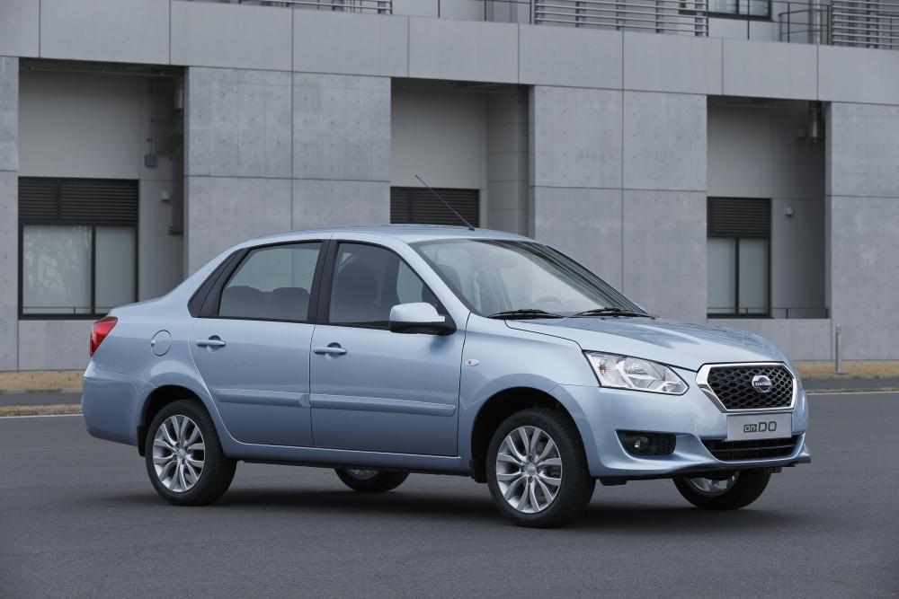 Datsun on-Do обрел российские цены