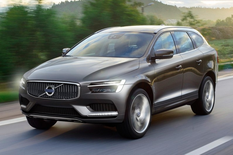 Volvo XC90 получит пятерку двигателей