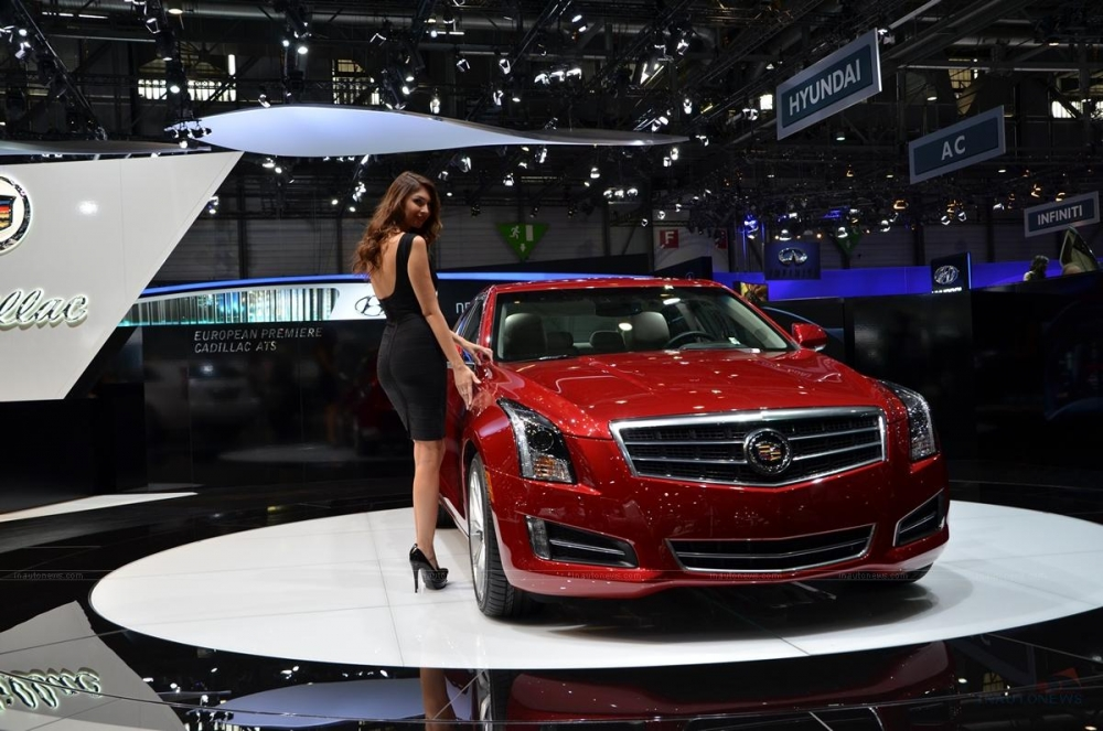 Cadillac ATS прошел рестайлинг