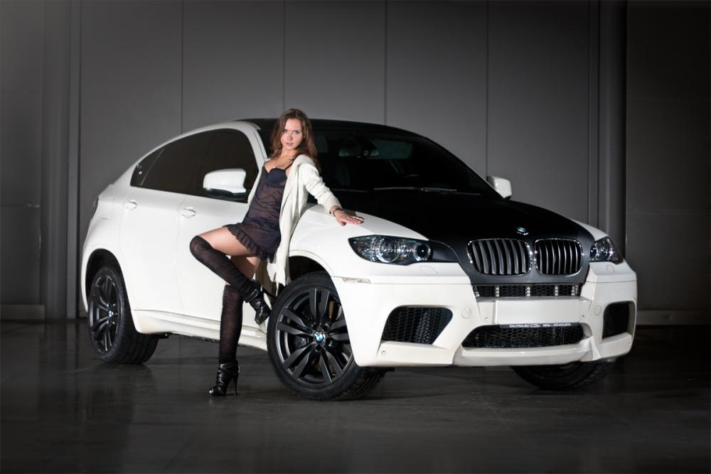 BMW X6 стал еще мощнее
