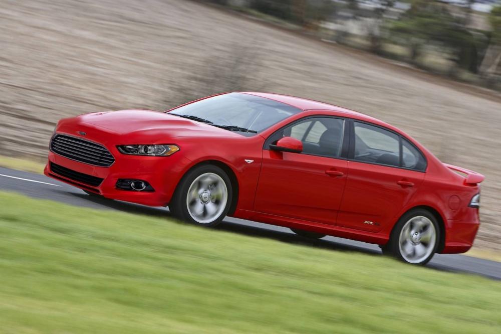 Ford Falcon обретает последнее поколение