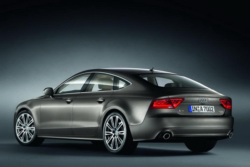 Audi A7 Sportback получила специальную версию
