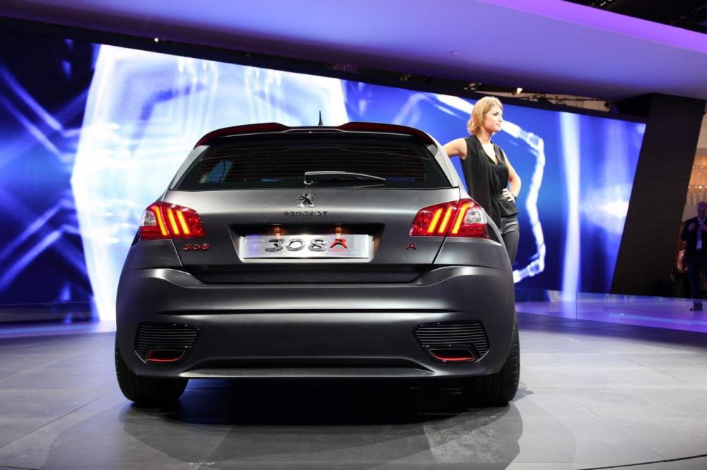В России появится новое поколение Peugeot 308