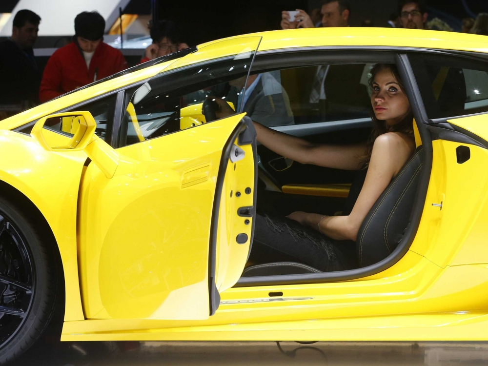Lamborghini готовит гоночный Huracan