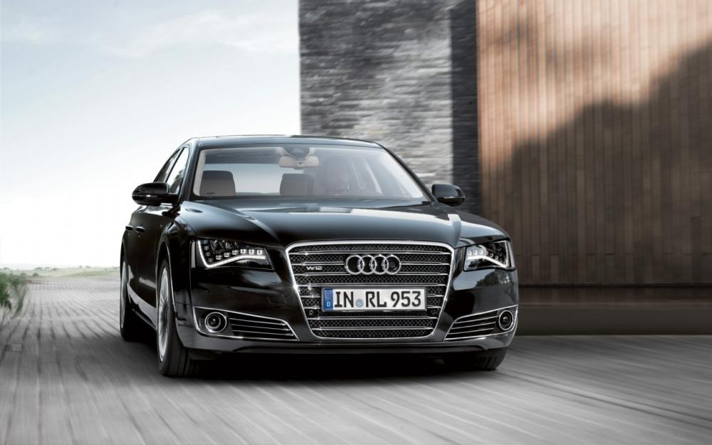 Audi A8 получит версию e-tron