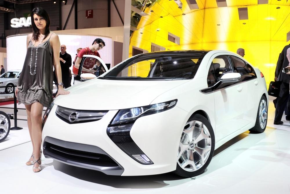 Opel Ampera уйдет со сцены