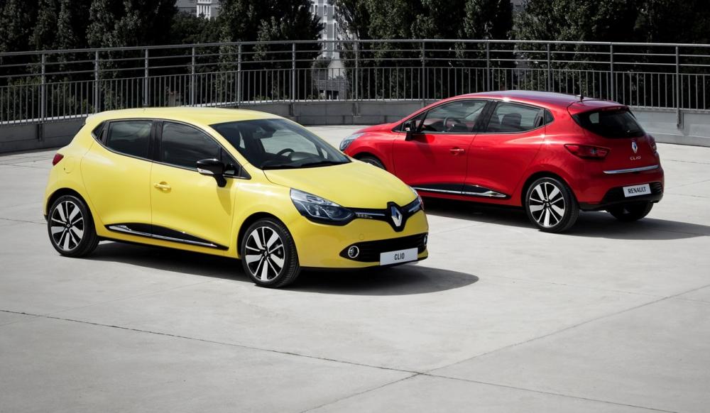 Renault Clio в версии Initiale Paris