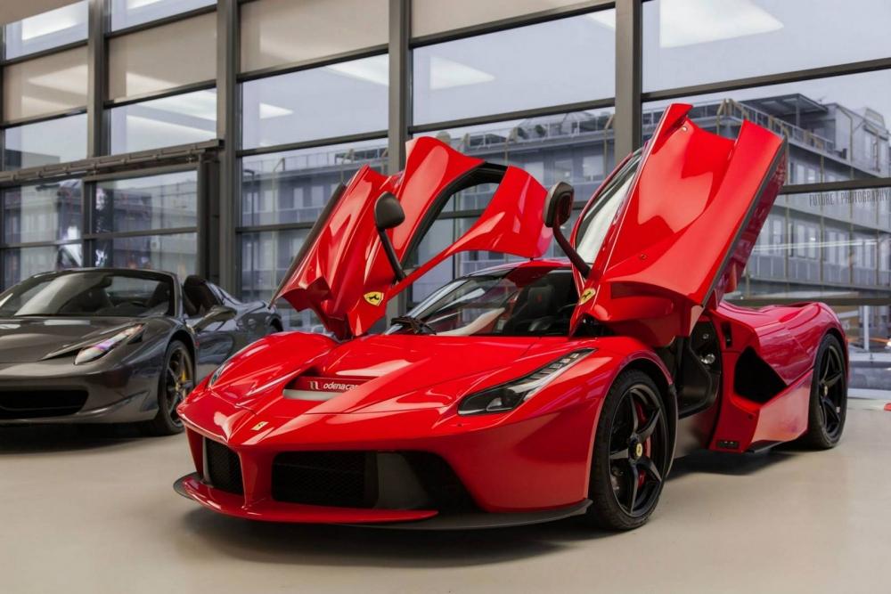 Россияне раскупили Ferrari LaFerrari