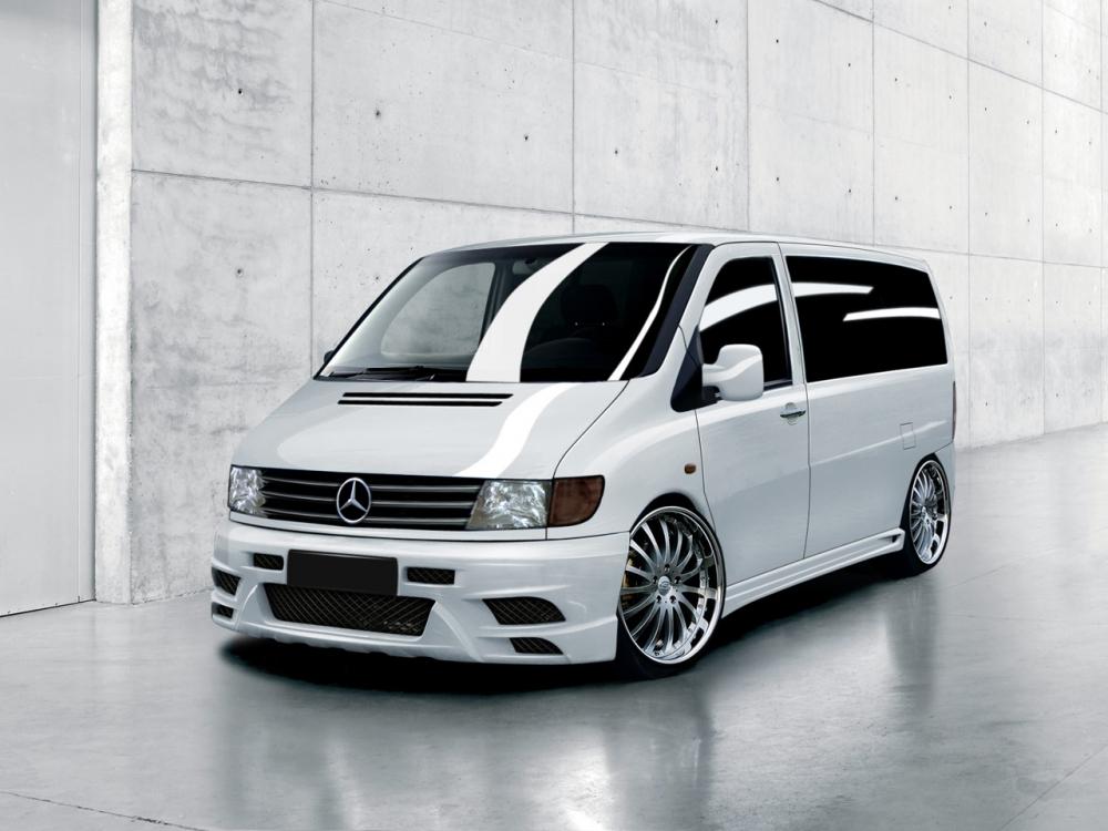 Mercedes презентовал новый Vito