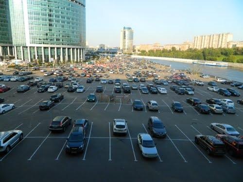 Ярдовые парковки Москвы
