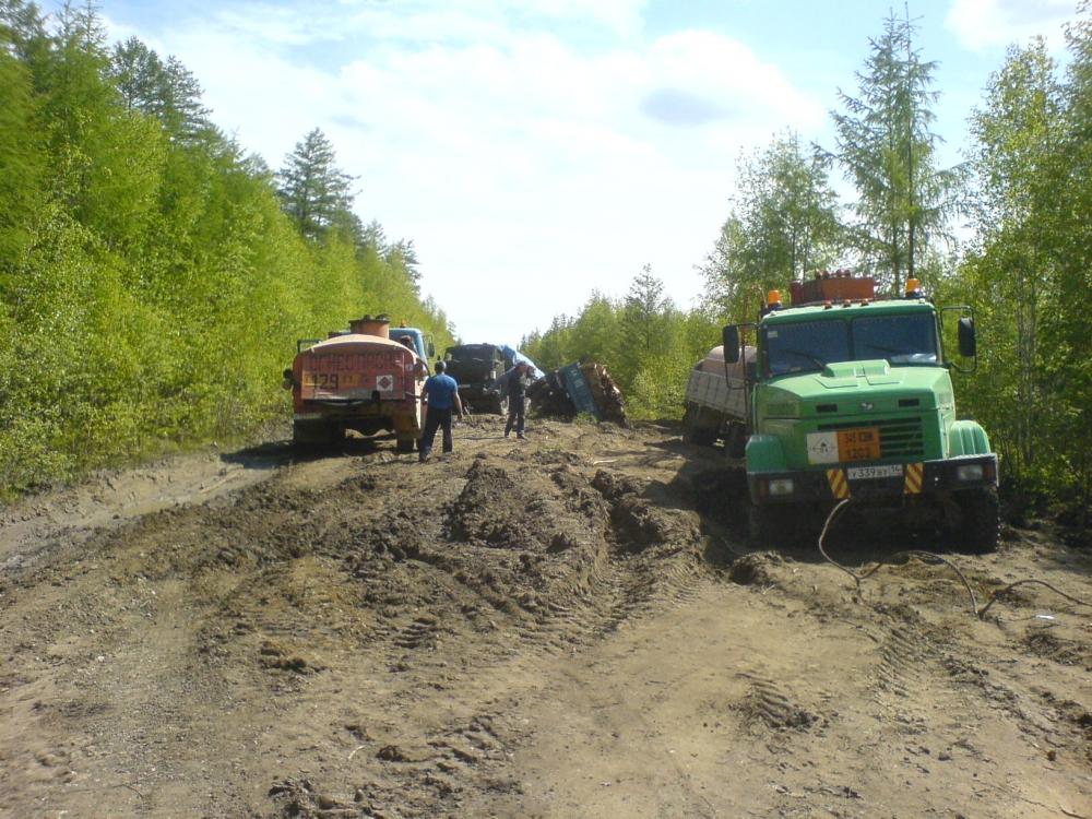На ремонт федеральных трасс потребуется 4 года