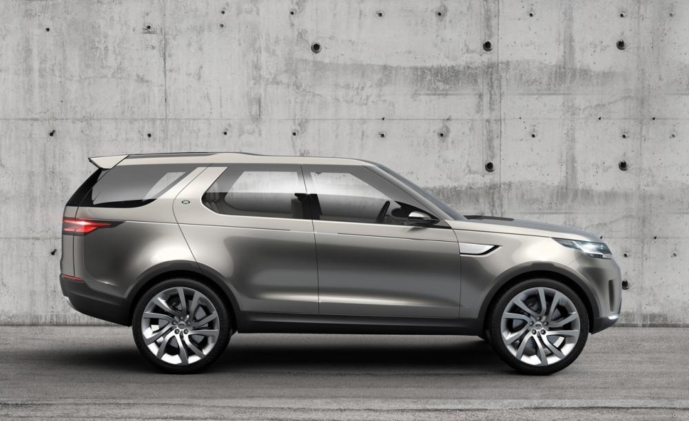 Land Rover Discovery Sport дебютирует в начале сентября