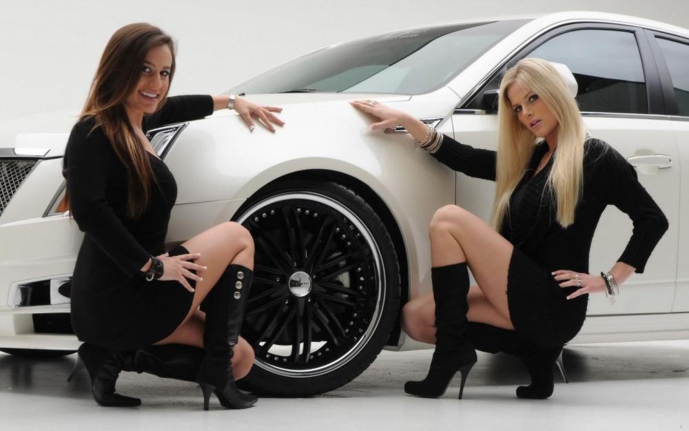 Cadillac CTS прошел обновление