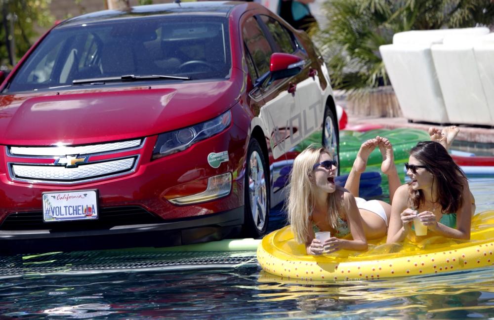 Новый Chevrolet Volt покажут в Детройте