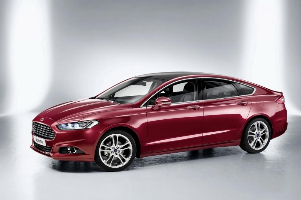 Новый Ford Mondeo добрался до Европы