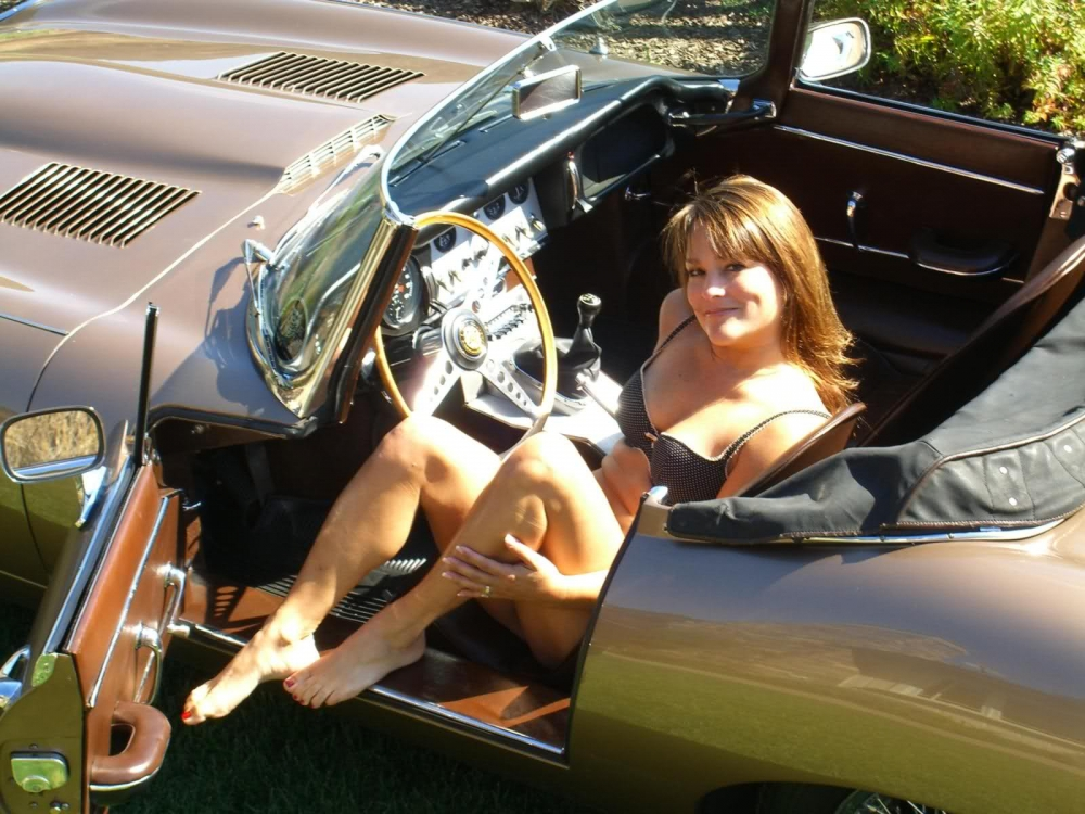 Возвращение Jaguar E-Type
