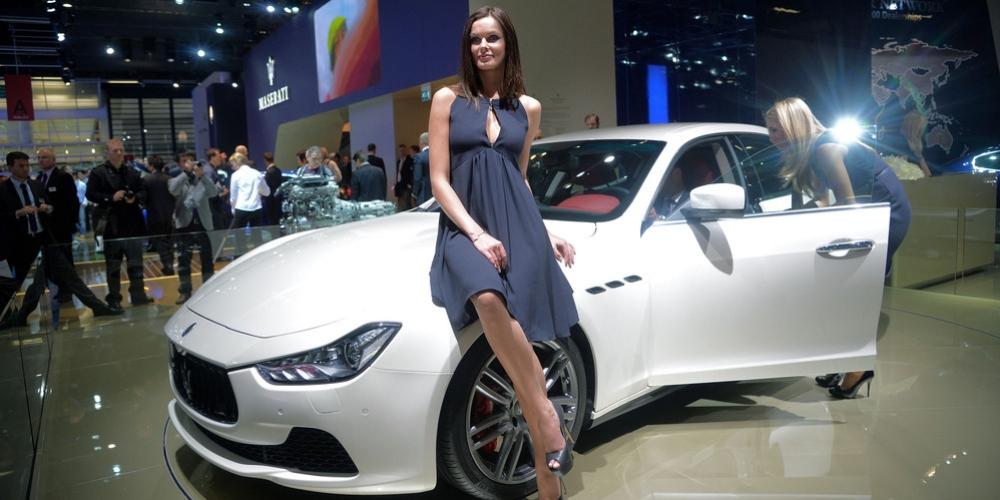 Maserati заботится о премиальности