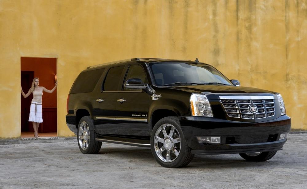 Cadillac Escalade прошел обновление