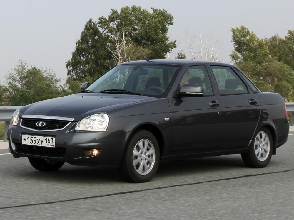 Lada Priora с «роботом» обрела цену