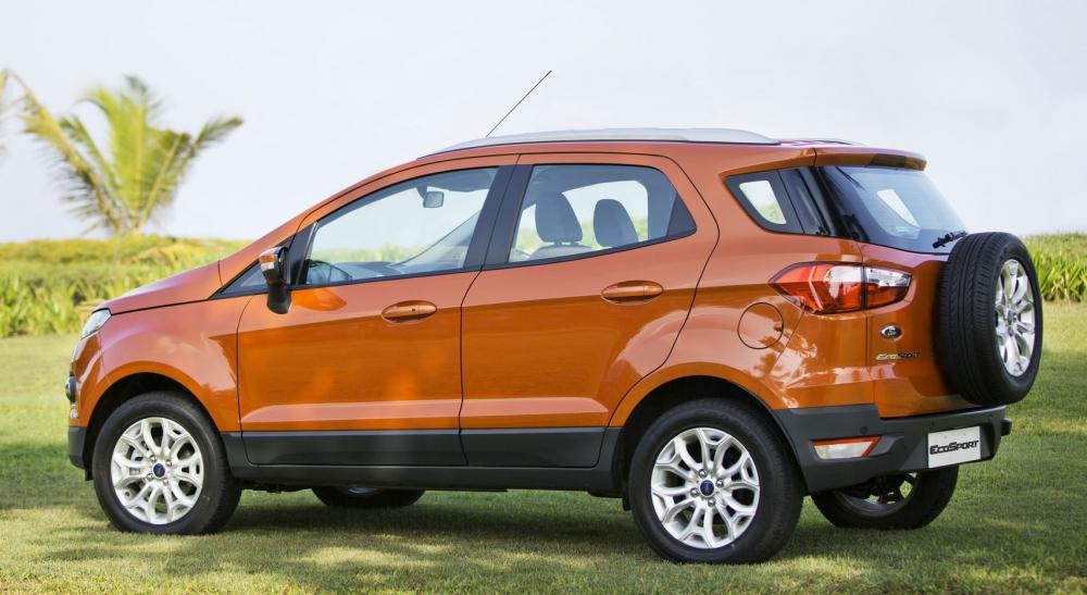 Российская цена Ford EcoSport