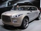 Новые подробности об Aston Martin Lagonda